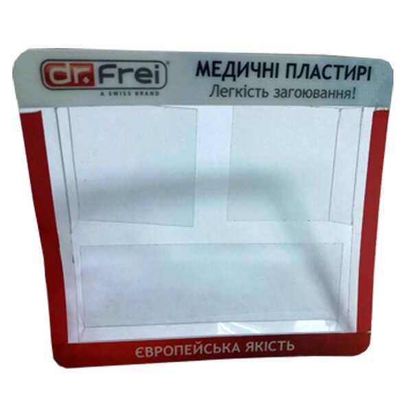 Дисплей для муляжей пластыря