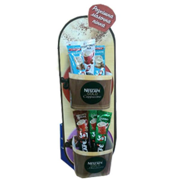 Накопитель для кофейных стиков Nescafe