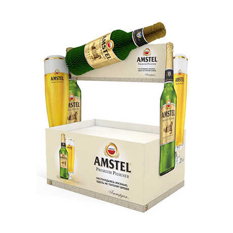 """Паллетная конструкция """"Amstel"""""""