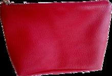 Косметичка красная