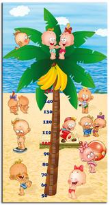"""Ростомер """"Пальма"""" (150x50 см)"""